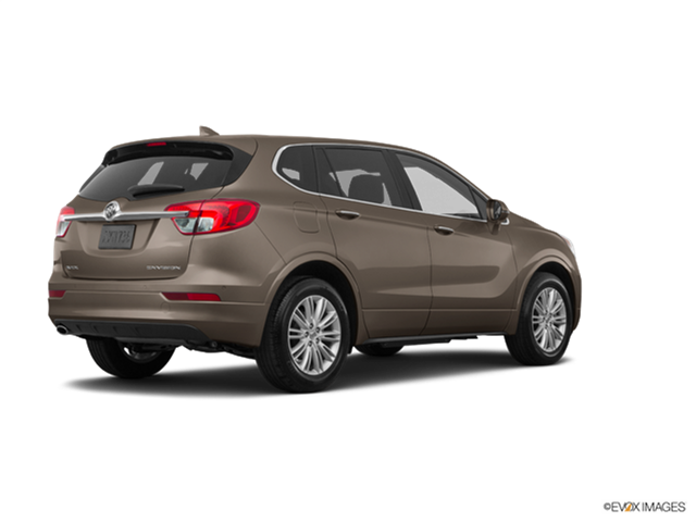 New Car 2018 Buick Envision Preferred