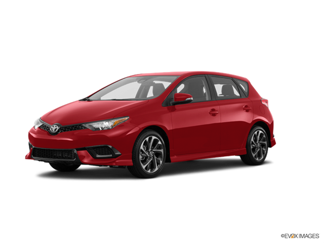 Top Consumer Rated Wagons of 2018 - 2018 Toyota Corolla iM
