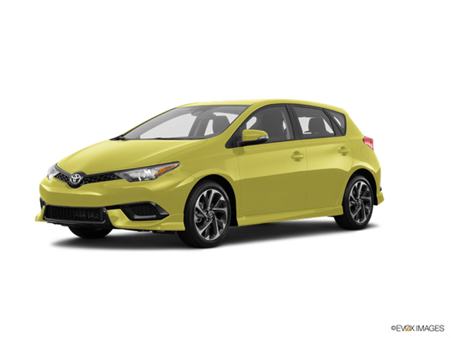 New Car 2018 Toyota Corolla iM