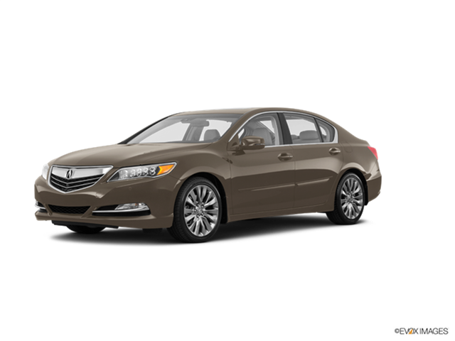 Best Safety Rated Luxury Vehicles of 2017 - 2017 Acura RLX