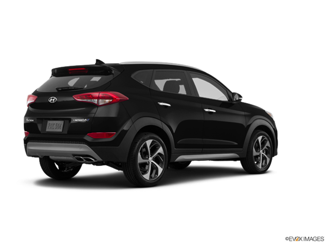 New Car 2018 Hyundai Tucson Limited