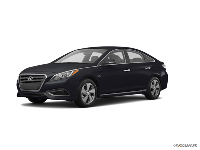 Top Expert Rated Electric Cars of 2017 - 2017 Hyundai Sonata Plug-in Hybrid