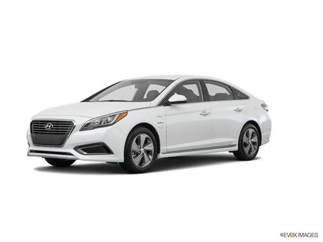 New Car 2017 Hyundai Sonata Plug-in Hybrid Limited