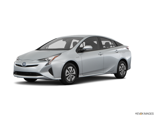New Car 2017 Toyota Prius Two Eco