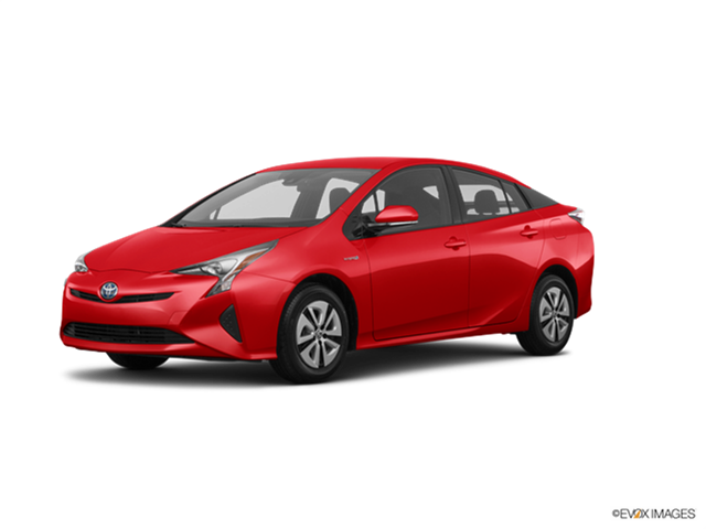 2018 toyota prius two eco new car prices kelley blue book. Black Bedroom Furniture Sets. Home Design Ideas
