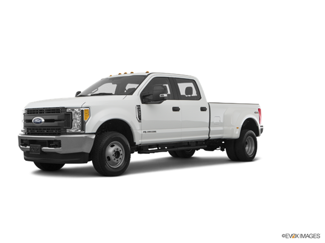 Ford F350 Super Duty Crew Cab