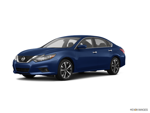New Car 2017 Nissan Altima 2.5 SR (2017.5)