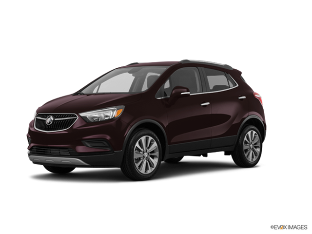 New Car 2017 Buick Encore Preferred II