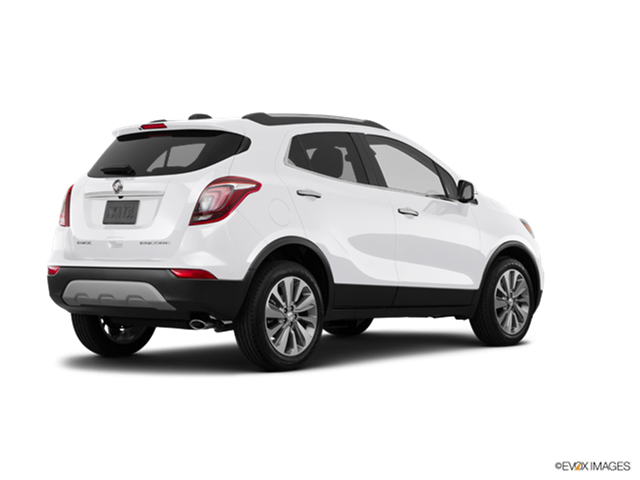 New Car 2018 Buick Encore Preferred
