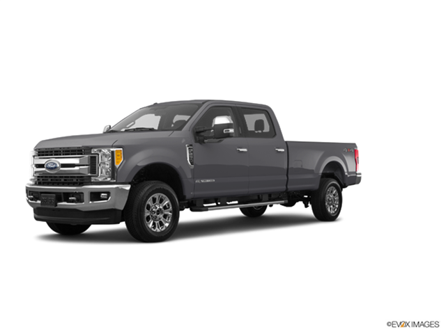 New Car 2017 Ford F250 Super Duty Crew Cab XL