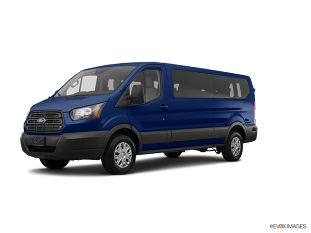 New Car 2018 Ford Transit 350 Wagon XL Extended Length w/High Roof w/Sliding Side Door