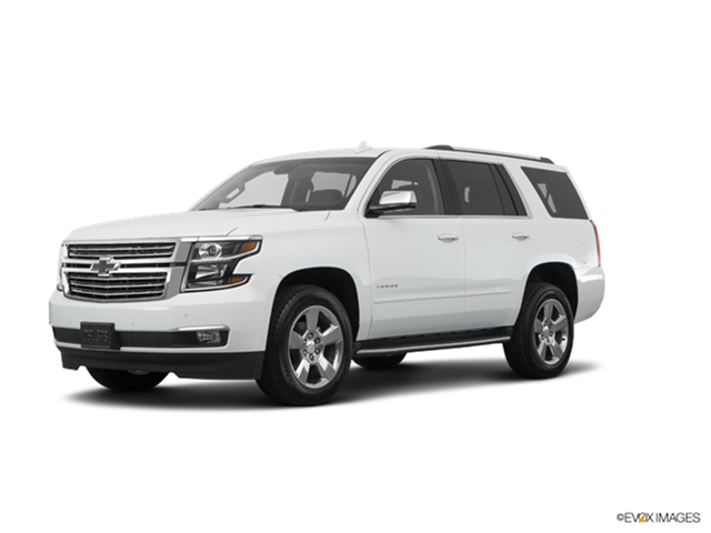 2017 Chevrolet Tahoe Kelley Blue Book