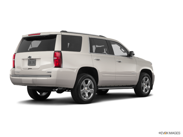 New Car 2017 Chevrolet Tahoe LS