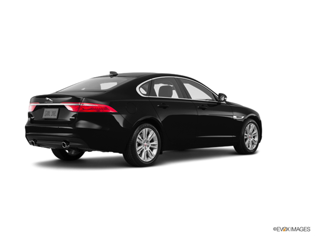 New Car 2017 Jaguar XF XF 35t Prestige