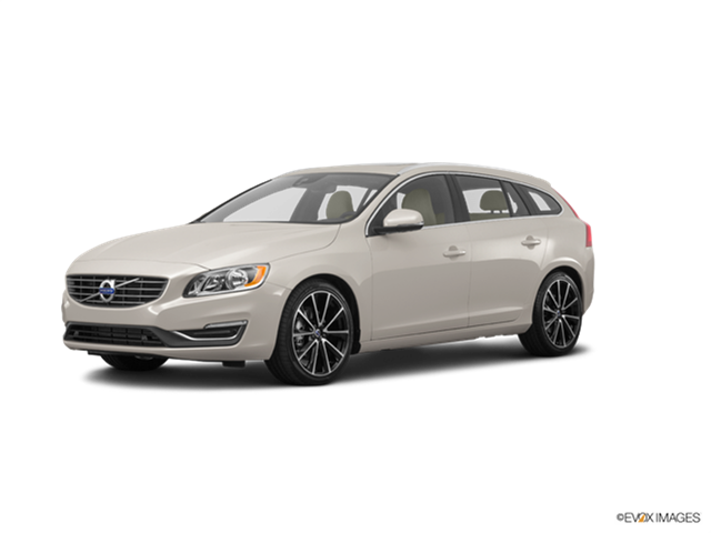 New Car 2017 Volvo V60 T5