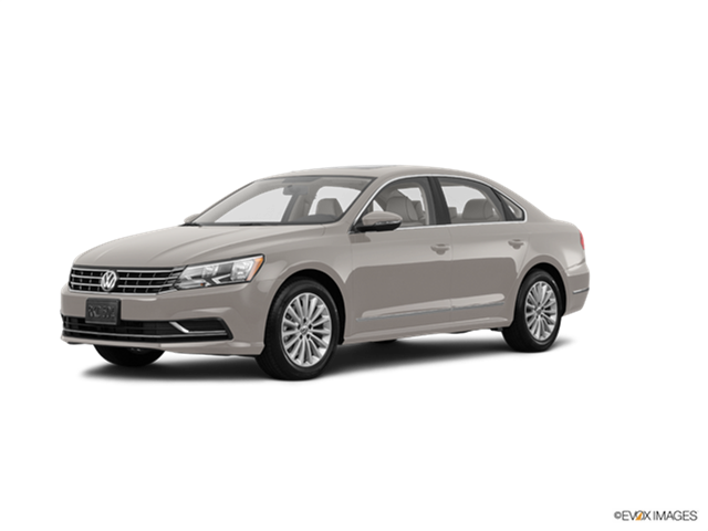 New Car 2017 Volkswagen Passat 1.8T SE