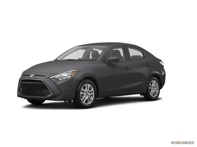 Best Safety Rated Sedans of 2018 - 2018 Toyota Yaris iA