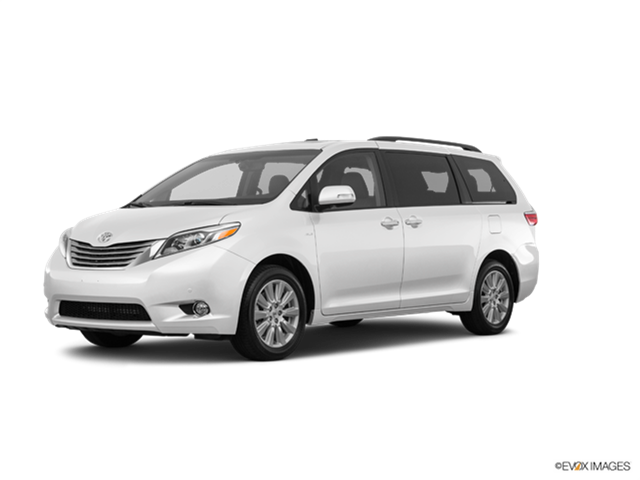 2017 toyota sienna xle premium new car prices kelley blue book. Black Bedroom Furniture Sets. Home Design Ideas