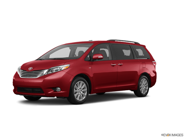 Top Consumer Rated Vans/Minivans of 2017