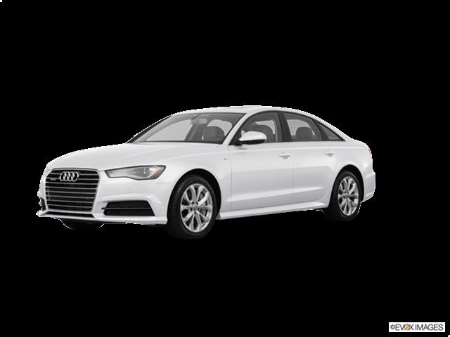 2017 Audi A6 Kelley Blue Book