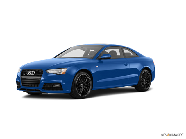 Most Popular Luxury Vehicles of 2017 - 2017 Audi A5 Sport