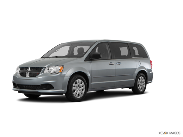 Most Popular Vans/Minivans of 2017 - 2017 Dodge Grand Caravan Passenger