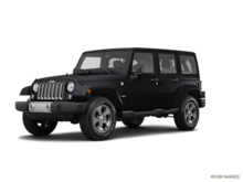 New Car 2018 Jeep Wrangler Unlimited Willys Wheeler W (JK)