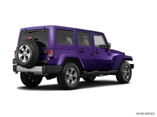 New Car 2018 Jeep Wrangler Unlimited Sahara (JK)