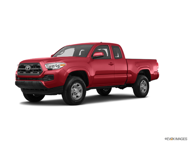 2017 toyota tacoma access cab kelley blue book autos post. Black Bedroom Furniture Sets. Home Design Ideas