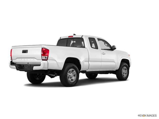 New Car 2017 Toyota Tacoma Access Cab SR5