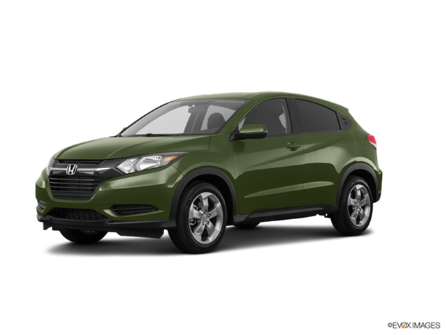 Top Consumer Rated Crossovers of 2017 - 2017 Honda HR-V