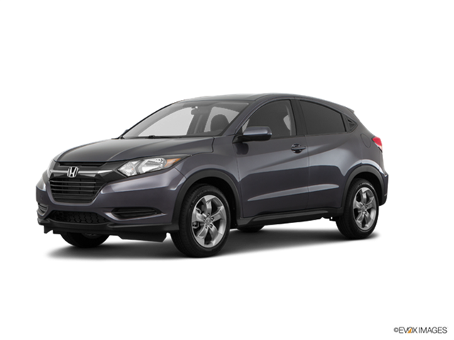 New Car 2017 Honda HR-V LX