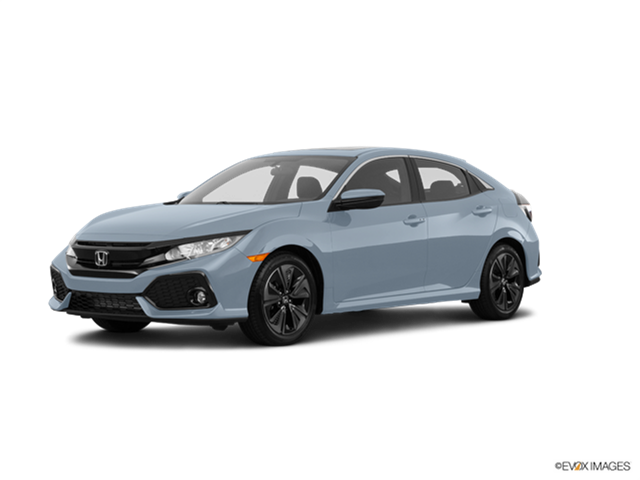 New Car 2018 Honda Civic Ex