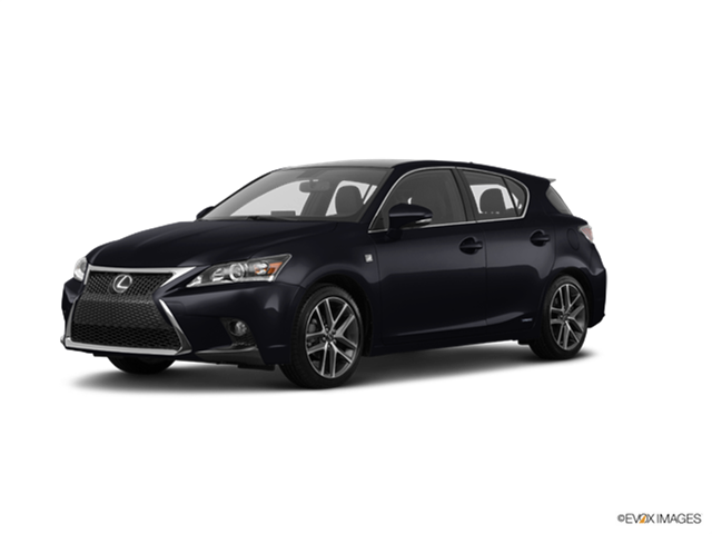 New Car 2017 Lexus CT CT 200h