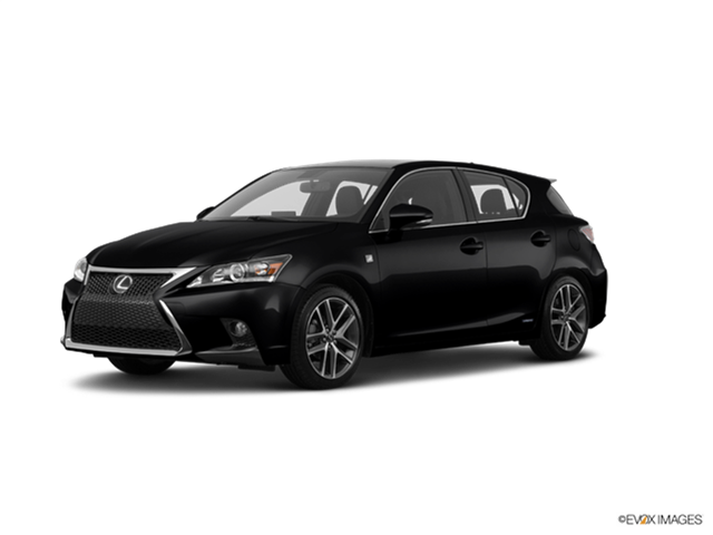 Top Consumer Rated Hybrids of 2017 - 2017 Lexus CT