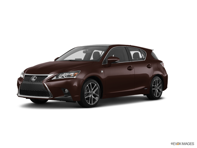 Most Fuel Efficient Hybrids of 2017 - 2017 Lexus CT