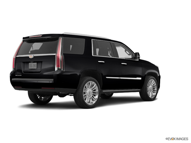 2017 cadillac escalade platinum new car prices kelley blue book. Black Bedroom Furniture Sets. Home Design Ideas