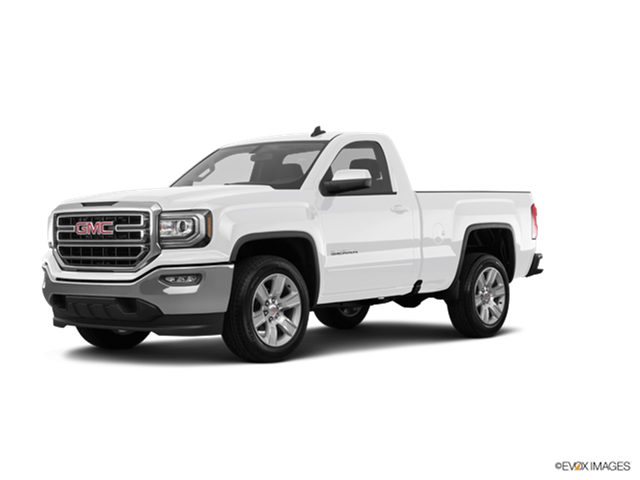 gmc sierra 1500 regular cab new and used gmc sierra 1500 regular cab vehicle pricing kelley. Black Bedroom Furniture Sets. Home Design Ideas