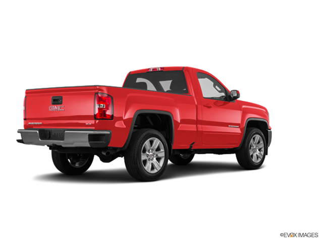 New Car 2017 GMC Sierra 1500 Regular Cab SLE