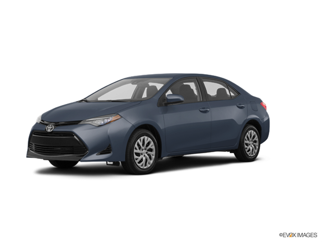 New Car 2019 Toyota Corolla LE Eco