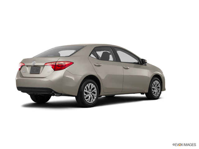 2017 Toyota Corolla LE Eco New Car Prices | Kelley Blue Book