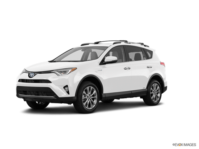 New Car 2017 Toyota RAV4 Hybrid XLE