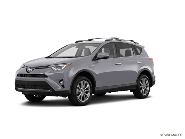 New Car 2018 Toyota RAV4 Hybrid SE