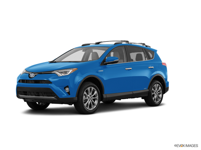 2018 Toyota Rav4 Hybrid Limited New Car Prices Kelley Blue Book