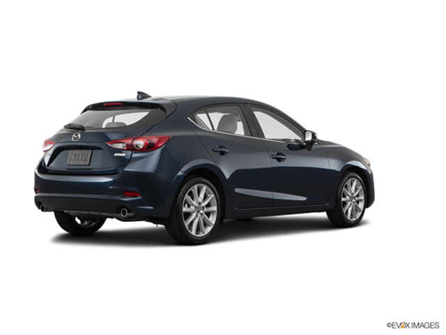 New Car 2017 Mazda MAZDA3 Touring