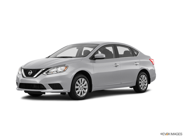 2017 Nissan Sentra  Kelley Blue Book