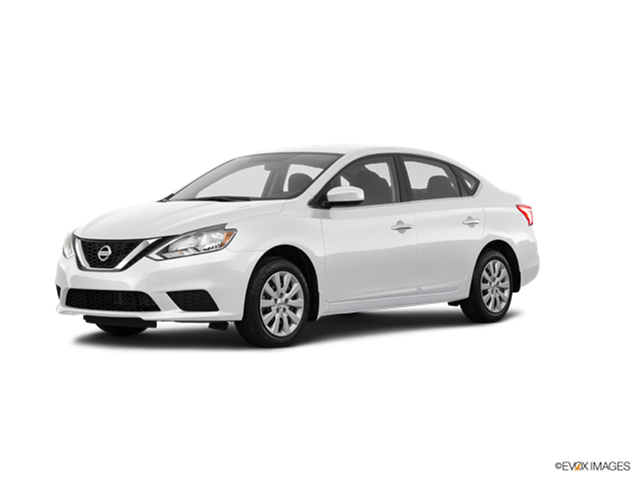 New Car 2017 Nissan Sentra SV