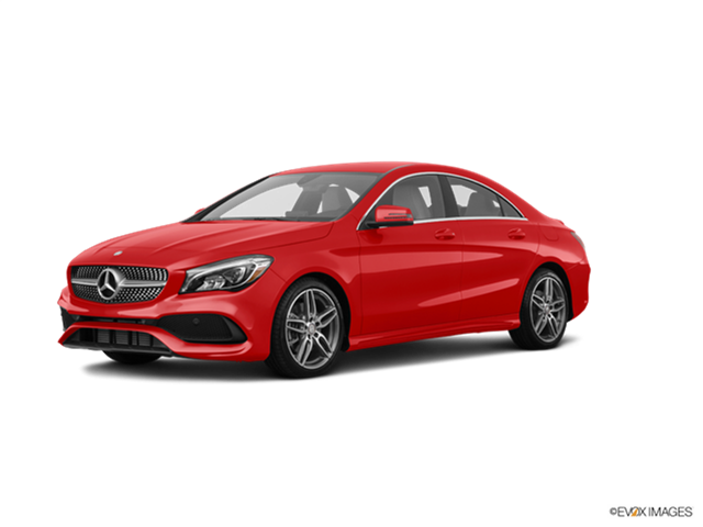 Most Popular Coupes of 2018 - 2018 Mercedes-Benz CLA