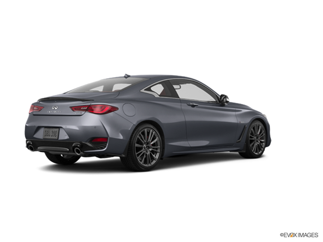 New Car 2017 INFINITI Q60 Red Sport 400
