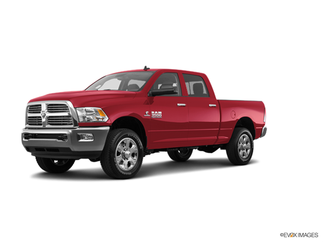 New Car 2017 Ram 3500 Crew Cab Big Horn